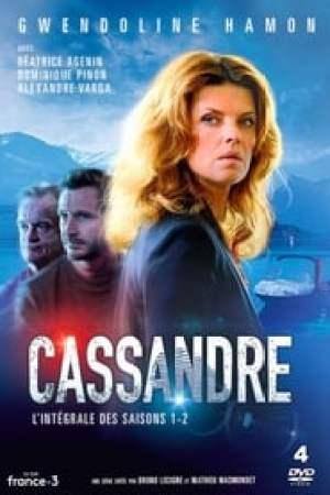 Portada Los crímenes de Cassandre