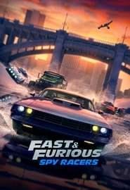 Fast & Furious: Espías a todo gas Portada