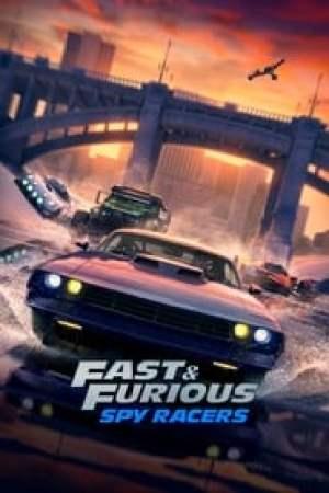 Portada Fast & Furious: Espías a todo gas