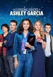 El universo en expansión de Ashley García Portada