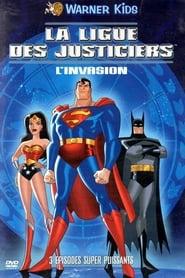 La Ligue Des Justiciers Saison 1 Streaming 2001 : ligue, justiciers, saison, streaming, Regarder, Ligue, Justiciers, L'Invasion, Streaming