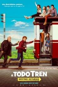 Imagen Poster A todo tren: destino Asturias