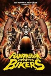 Frankenstein Created Bikers 2016