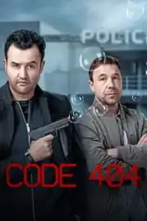 Portada Code 404