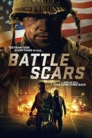 Portada Battle Scars