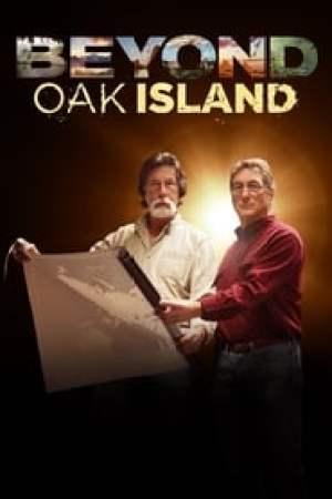 Portada Beyond Oak Island