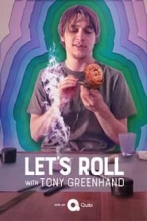 Portada Let's Roll with Tony Greenhand