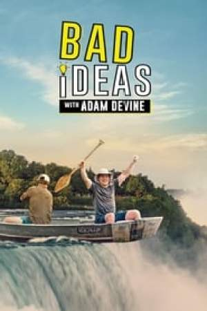 Portada Bad Ideas with Adam Devine