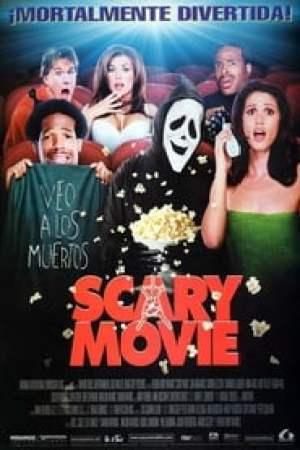 Portada Scary Movie