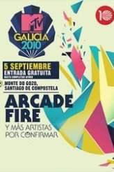 Arcade Fire- MTV World Stage 2010