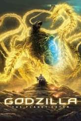 Godzilla: The Planet Eater 2018