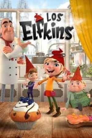 Portada Los Elfkins