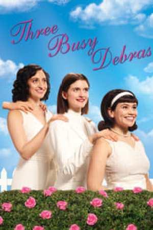 Portada Three Busy Debras
