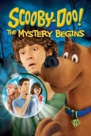 Portada Scooby-Doo: Comienza el misterio