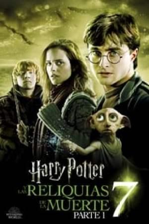 Portada Harry Potter y las Reliquias de la Muerte - Parte 1