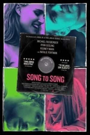 Portada Song to Song