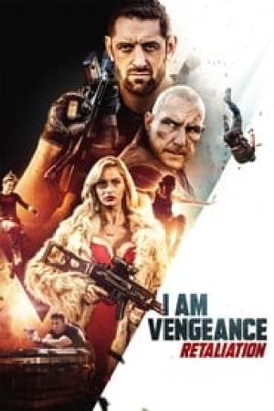 Portada I Am Vengeance: Retaliation