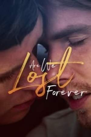 Portada Are We Lost Forever