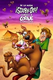 De La Nada: ¡Scooby-Doo! Conoce A Coraje, El Perro Cobarde