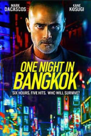 Portada One Night in Bangkok