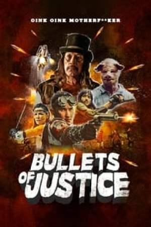 Portada Bullets of Justice