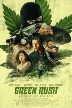 Portada Green Rush