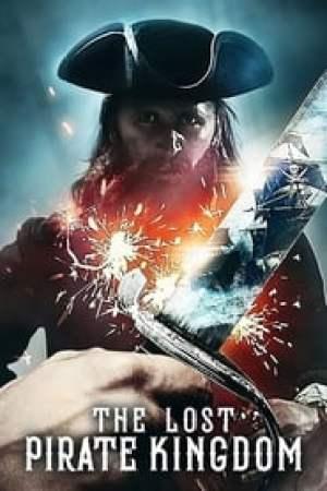 Portada El Reino Perdido de los Piratas