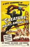 The Creature Walks Among Us 1956
