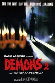 Image Demoni 2... L'incubo ritorna