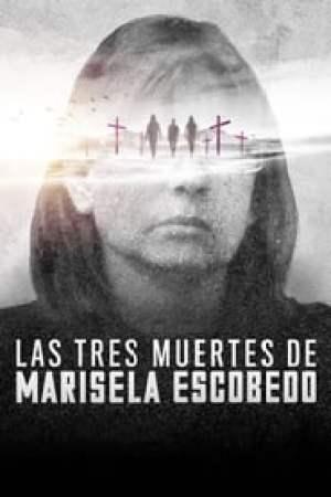 Portada Las tres muertes de Marisela Escobedo