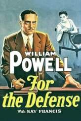 For the Defense 1930