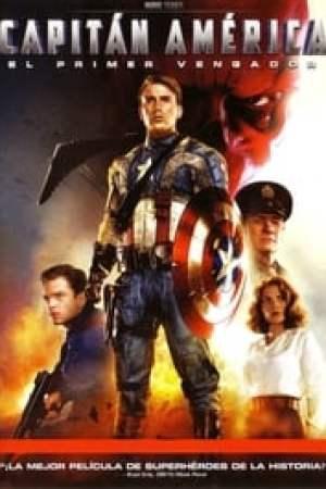 Portada Capitán América: El primer vengador