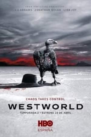 Portada Westworld