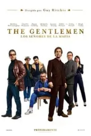 Portada The Gentlemen: Los señores de la mafia