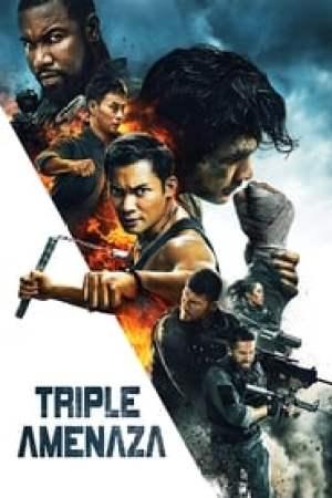 Portada Triple amenaza