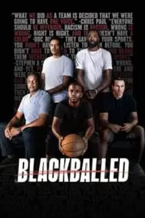 Portada Blackballed