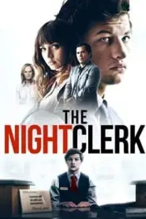 Portada The Night Clerk