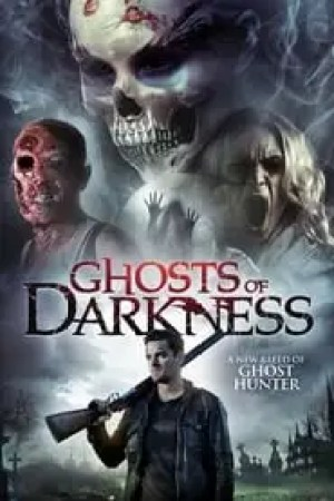 Portada Ghosts of Darkness