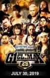 NJPW G1 Climax 29: Day 11 (2019)