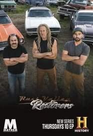 Rust Valley Restorers Portada