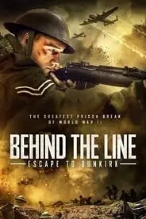 Portada Behind the Line: Escape to Dunkirk