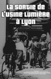 La Sortie de l'Usine Lumière à Lyon 1895