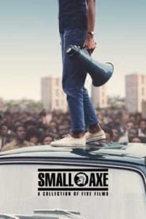 Portada Small Axe 1x3