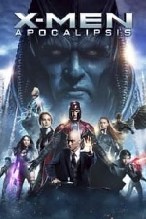 Portada X-Men: Apocalipsis