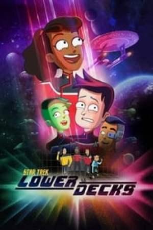 Portada Star Trek: Lower Decks