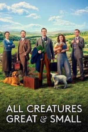 Portada All Creatures Great and Small