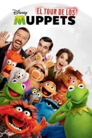 Portada El tour de los Muppets