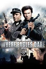 poster Where Eagles Dare