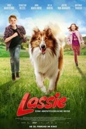 Portada Lassie Come Home