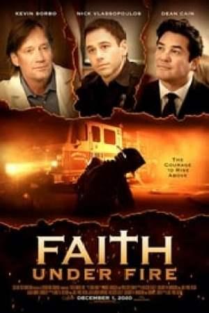 Portada Faith Under Fire